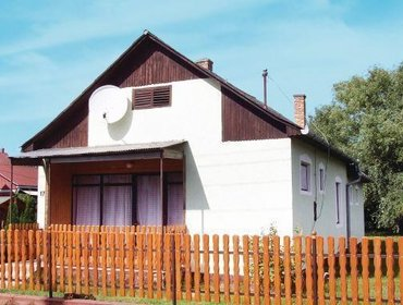 Гестхаус Holiday home Balatonmariafurdo 45