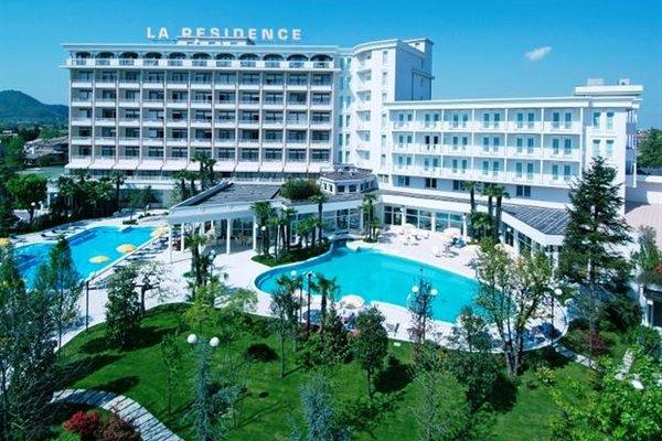 Hotel La Residence & Idrokinesis - фото 22