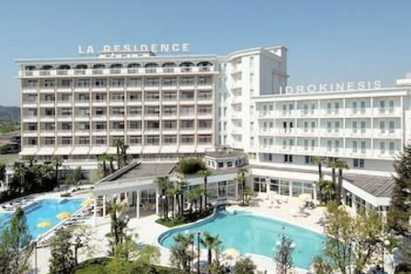 Hotel La Residence & Idrokinesis - фото 23