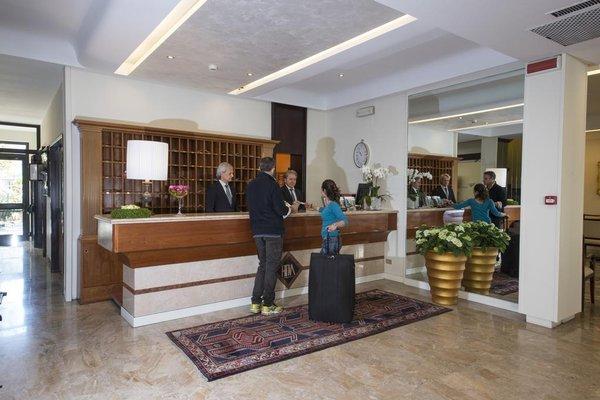 Hotel Terme Milano - фото 14