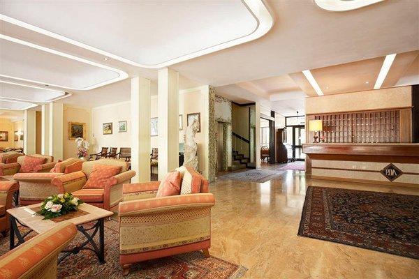 Hotel Terme Milano - фото 7