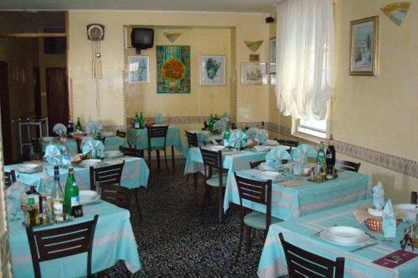 Hotel Villa Ersilia Rimini - фото 11