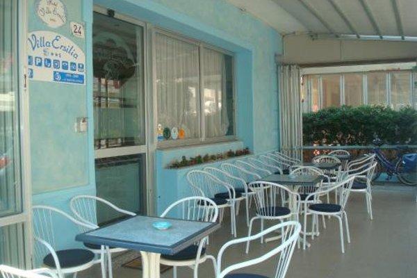 Hotel Villa Ersilia Rimini - фото 14