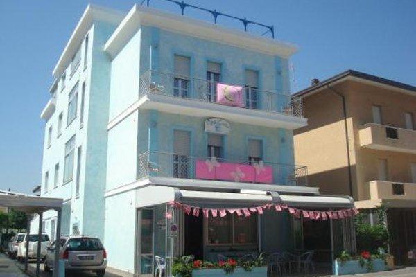Hotel Villa Ersilia Rimini - фото 21