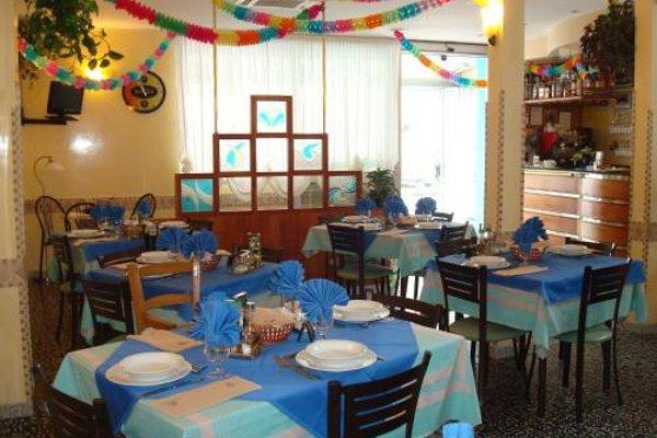 Hotel Villa Ersilia Rimini - фото 8