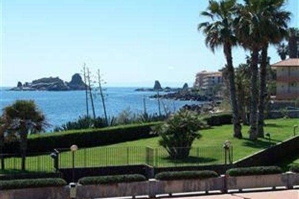 Galatea Sea Palace Residence - фото 19