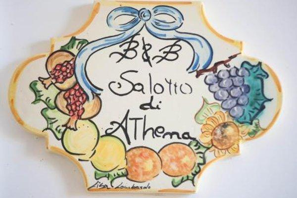 B&B Salotto Di Athena - фото 18