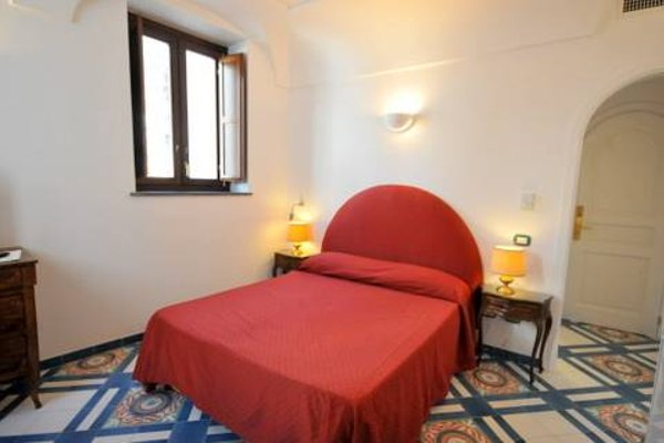 Hotel Croce Di Amalfi - фото 50