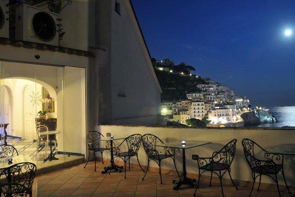 Hotel Croce Di Amalfi - фото 10