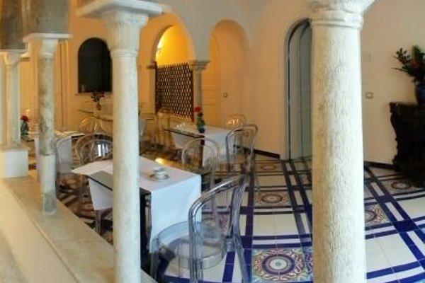 Hotel Croce Di Amalfi - фото 13