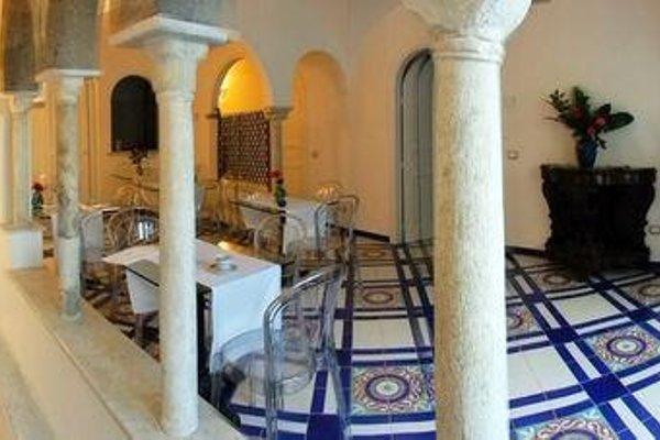Hotel Croce Di Amalfi - фото 14