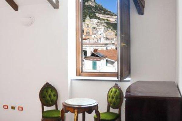 Hotel Croce Di Amalfi - фото 16