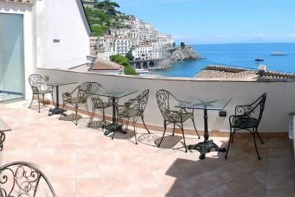 Hotel Croce Di Amalfi - фото 21