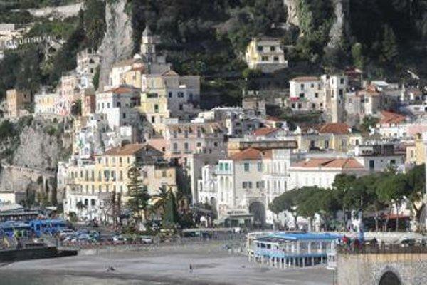 Hotel Croce Di Amalfi - фото 22