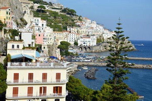 Hotel La Bussola Amalfi - фото 50