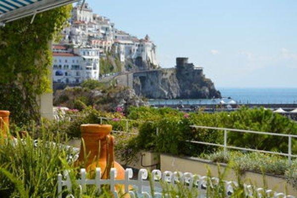 Hotel La Bussola Amalfi - фото 19