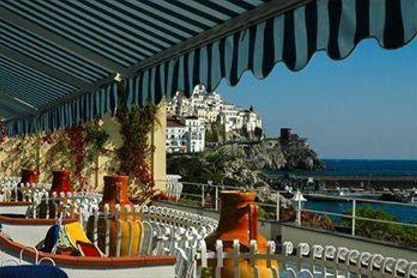 Hotel La Bussola Amalfi - фото 21