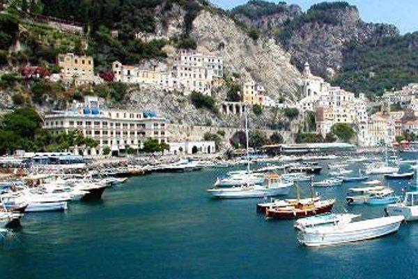 Hotel La Bussola Amalfi - фото 23
