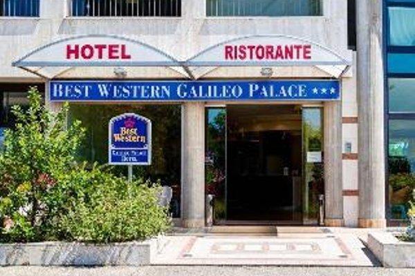 Galileo Palace Hotel - фото 8