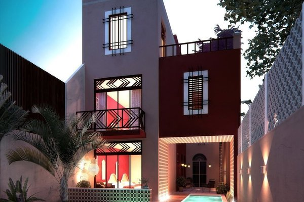 Casa Italia Yucatan Boutique Hotel - фото 50