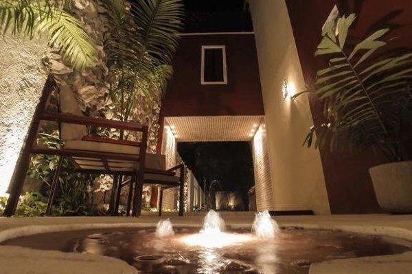 Casa Italia Yucatan Boutique Hotel - фото 20
