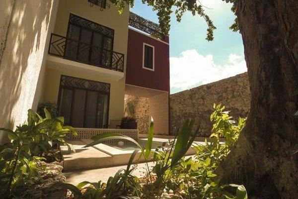 Casa Italia Yucatan Boutique Hotel - фото 21