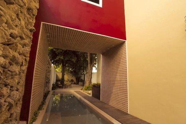 Casa Italia Yucatan Boutique Hotel - фото 23