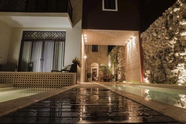 Casa Italia Yucatan Boutique Hotel - фото 7
