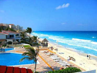 Apartments Cancun Beach Escape Condo