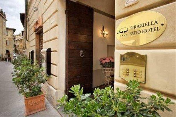 Graziella Patio Hotel - фото 22