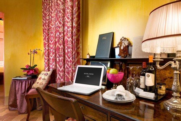 Graziella Patio Hotel - фото 5