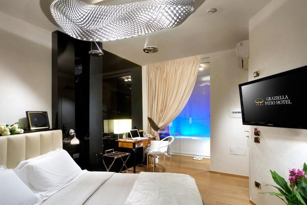 Graziella Patio Hotel - фото 6