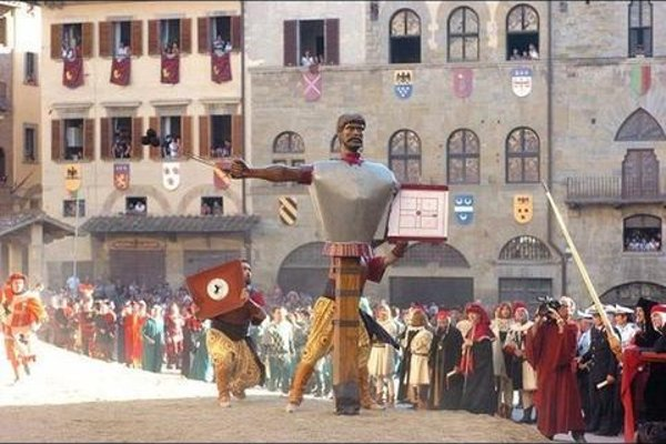Etrusco Arezzo Hotel - фото 21