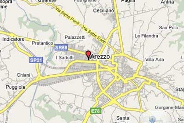Etrusco Arezzo Hotel - фото 7