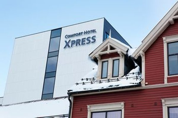 Comfort Hotel Xpress Tromso - фото 22