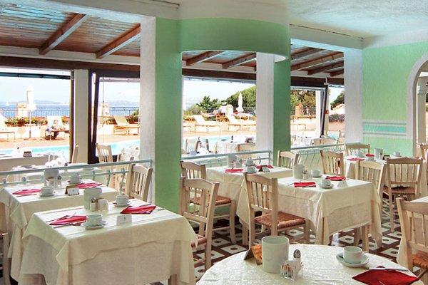 Grand Hotel Smeraldo Beach - фото 9