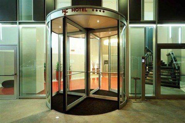 H2C Hotel Milanofiori - фото 14