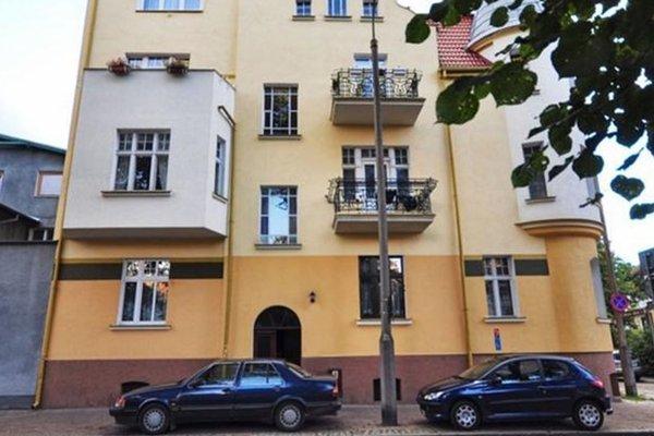 Sopockie Apartamenty - Hafner Apartment - фото 9