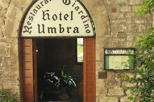 Hotel Umbra - фото 22