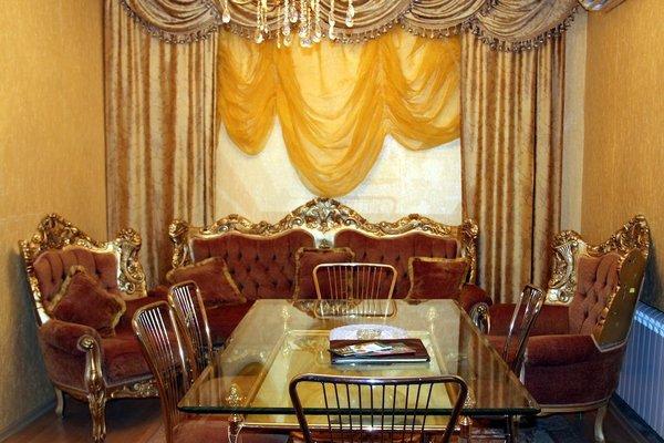 Отель Золотой Оазис - фото 14
