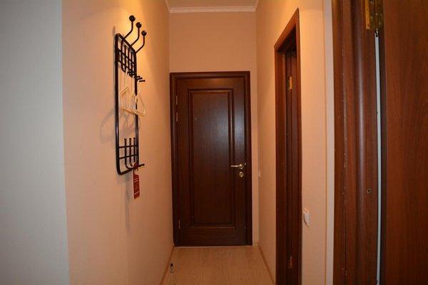 Отель Золотой Оазис - фото 15