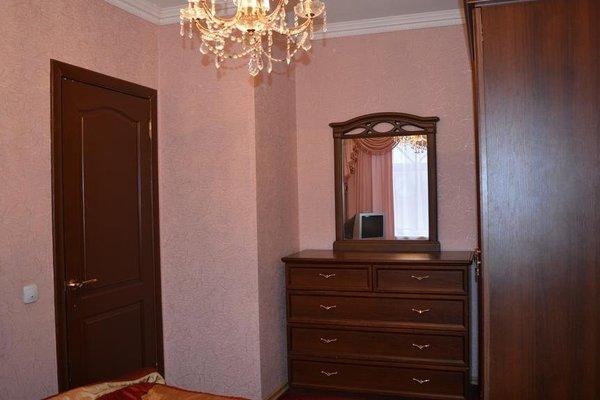 Отель Золотой Оазис - фото 16