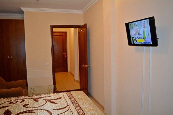 Отель Золотой Оазис - фото 17