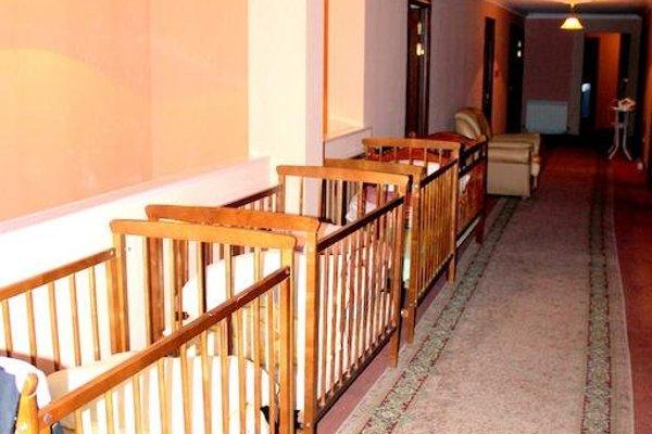 Отель Золотой Оазис - фото 7