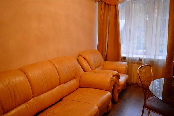 Отель Золотой Оазис - фото 8