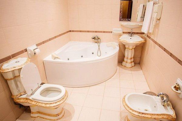 Отель Золотой Оазис - фото 9