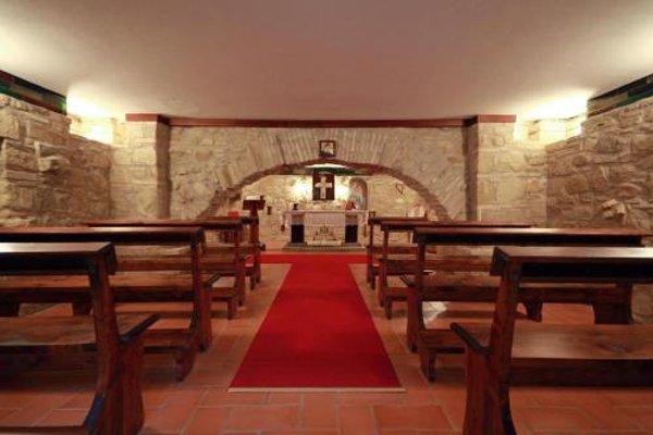 Отель Santa Maria degli Ancillotti - фото 15
