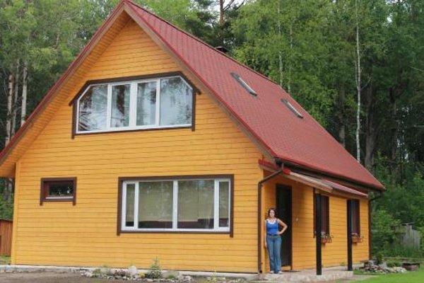 Загородный дом Маткачи - 22