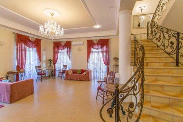 Отель Серый Кот - 13
