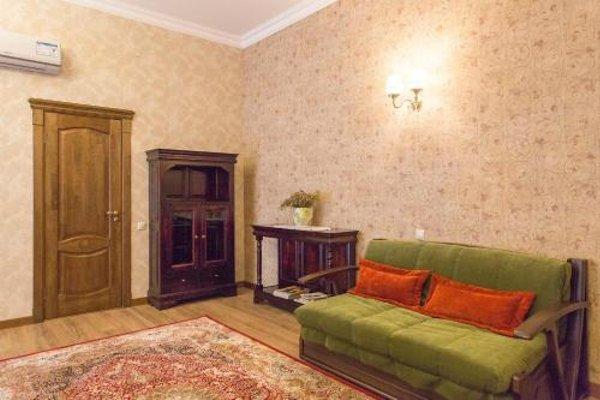 Отель Серый Кот - 7